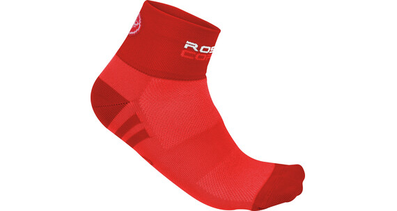 Castelli Rosa Corsa Cykelstrømper Damer rød